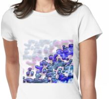 A great cloud of witnesses Womens Fitted T-Shirt