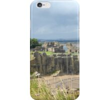 St Andrews Castle! iPhone Case/Skin