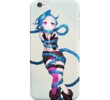 Tangled Jinx iPhone Case/Skin