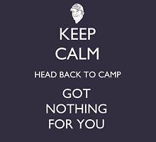 Survivor - Keep Calm, Head Back to Camp Classic T-Shirt