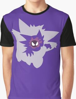 Gastly - Haunter - Gengar Graphic T-Shirt