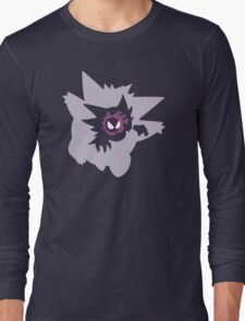 Gastly - Haunter - Gengar Long Sleeve T-Shirt