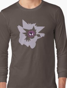 Gastly - Haunter - Gengar Long Sleeve T-Shirt