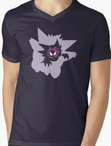 Gastly - Haunter - Gengar Mens V-Neck T-Shirt