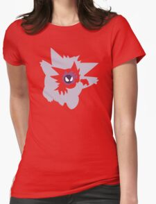Gastly - Haunter - Gengar Womens Fitted T-Shirt
