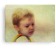 Grama's Big Boy Canvas Print