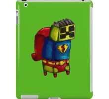 Super Creeper iPad Case/Skin