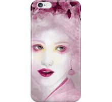 Flowery Mess iPhone Case/Skin