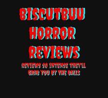 Biscutbuu Horror Reviews V2 Unisex T-Shirt