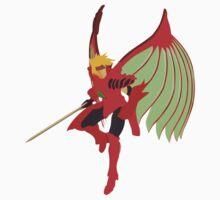 Dart - The Legend of Dragoon Baby Tee
