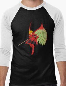 Dart - The Legend of Dragoon Men's Baseball ¾ T-Shirt