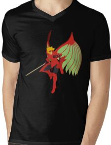 Dart - The Legend of Dragoon Mens V-Neck T-Shirt