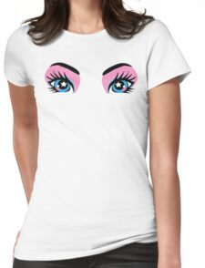 Starry Eyed Womens Fitted T-Shirt