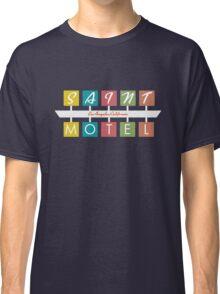 Retro Motel Sign Classic T-Shirt