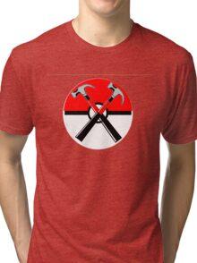 POKEWALL Tri-blend T-Shirt