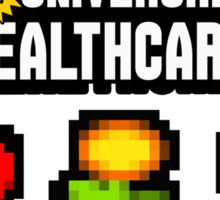 Universal Health Care Sticker