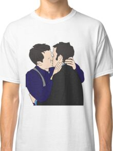 Jack and Ianto  Classic T-Shirt