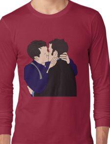 Jack and Ianto  Long Sleeve T-Shirt