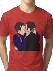 Jack and Ianto  Tri-blend T-Shirt