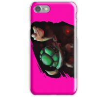 Turtle by the Fire iPhone Case/Skin
