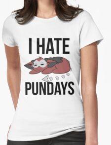 I Hate Pundays T-Shirt