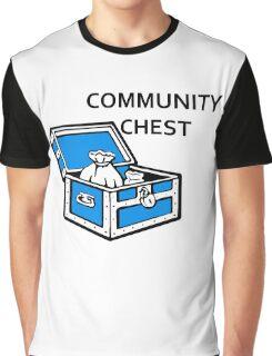 Community Chest Graphic T-Shirt