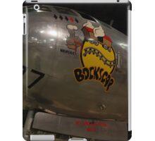 Block's Car the Second Atomic Bomber iPad Case/Skin