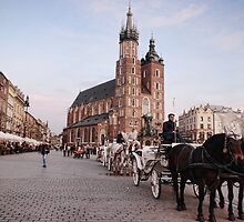 back in Cracow by EwelinaKural