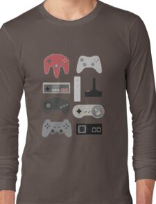 Vintage Gaming Classic Long Sleeve T-Shirt