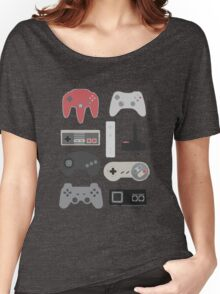 Vintage Gaming Classic Women's Relaxed Fit T-Shirt