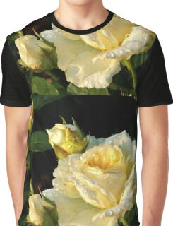 Yellow Rose of Rachis Graphic T-Shirt