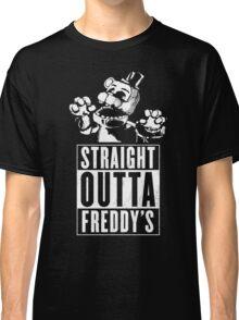 Straight Outta Freddy's Classic T-Shirt