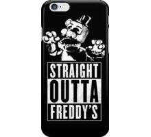 Straight Outta Freddy's iPhone Case/Skin