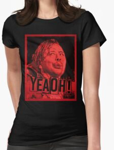 YEAOH! Womens Fitted T-Shirt