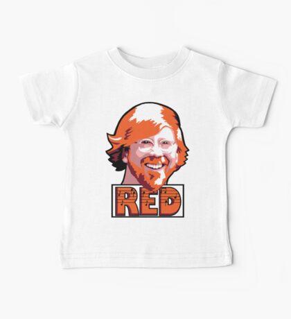 "Trey ""RED"" Anastasio Baby Tee"