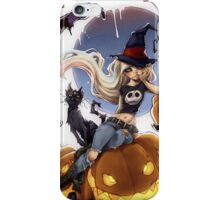 Rotten Romance Halloween iPhone Case/Skin