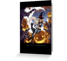 Rotten Romance Halloween Greeting Card