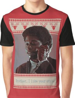 Brother, I like your style Graphic T-Shirt