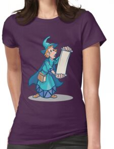 Ginger Mage Womens Fitted T-Shirt