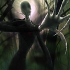 Him (the Slender Man) by Julia Lichty