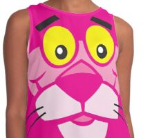 Pink Panther Contrast Tank