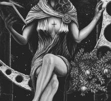 The Enchantress Sticker