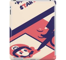 ElectroVideo 3DS (Red and Blue) iPad Case/Skin