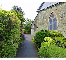 Wee Church On The Walls..............St Augustine's Photographic Print