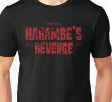 Harambes Revenge 80s Unisex T-Shirt