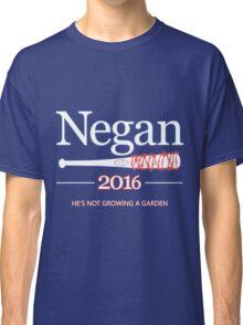 Negan 2016 (The Walking Dead) Classic T-Shirt