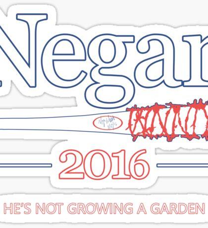 Negan 2016 (The Walking Dead) Sticker