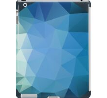 The Bull's Eye Planet - A Faceted View of the Planet Uranus iPad Case/Skin