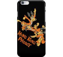 Hong Kong Phooey Tv 2 Cartoon iPhone Case/Skin