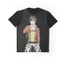 Eren Jaeger - Attack on Titan Graphic T-Shirt